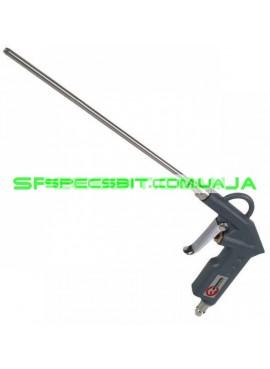 Пистолет продувочный длинный 210 мм Intertool (Интертул) PT-0801