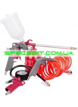 Набор покрасочный пневматический Intertool (Интертул) PT-1501