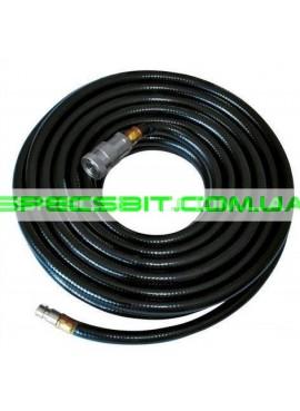 Шланг резиновый армированный 20атм 6x13мм, 10м Intertool (Интертул) PT-1720