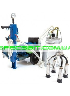 Доильный аппарат АИД-2 сухой для 10/20 коров (1 ведро)