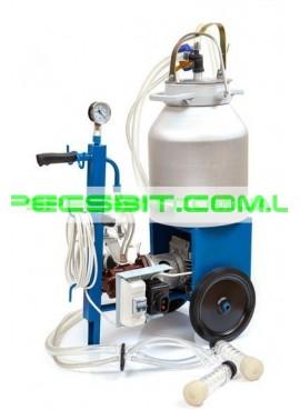 Доильный аппарат АИД-1 масляный для козы (1 ведро)