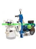 Доильный аппарат АИД-2 сухой для козы (1 ведро)