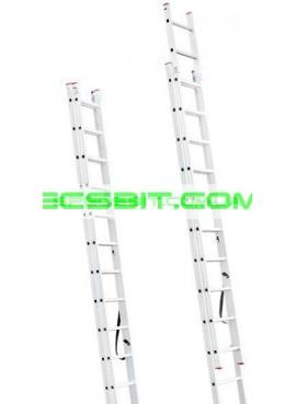 Лестница раскладная 2 секции 5,93 м Intertool (Интертул) LT-0212