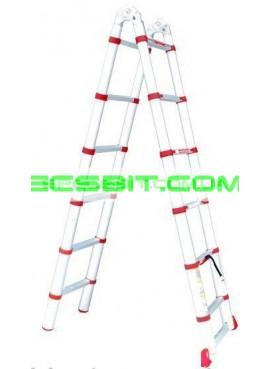 Лестница телескопическая раскладная 3,85 м Intertool (Интертул) LT-3039