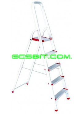 Стремянка алюминиевая 1,065 м Intertool (Интертул) LT-1005