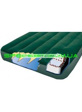 Матрас надувной одноместный Downy Bed Intex (Интекс) 66950 191*76см