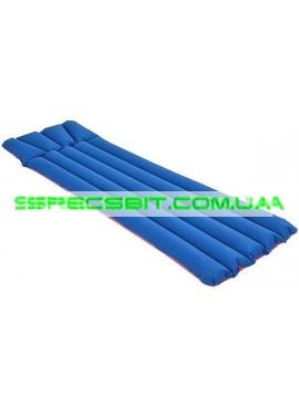 Матрас надувной одноместный Flocked Air Bed BestWay (Бествей) 67015 193*74см