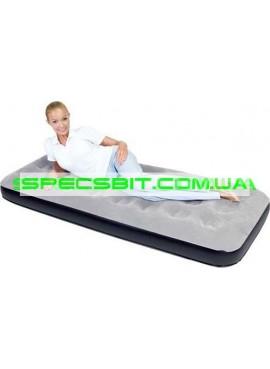 Матрас надувной одноместный Flocked Air Bed BestWay (Бествей) 67406 185*76см