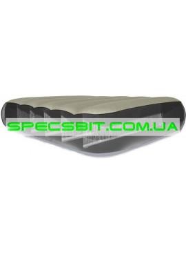Матрас надувной полуторный Deluxe Single-High Intex (Интекс) 64702 191*137см