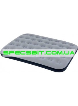 Матрас надувной полуторный Flocked Air Bed BestWay (Бествей) 67408 191*137см