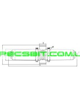 Мини пластиковый фильтр Aytok (Айток) DD4