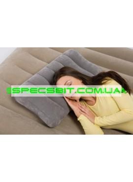 Подушка надувная Downy Pillow Intex (Интекс) 68677 61*30см