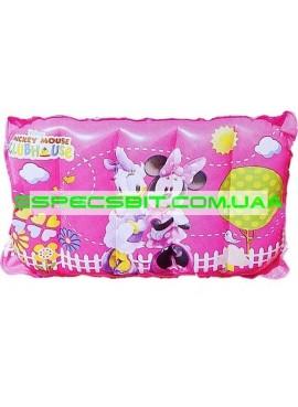 Подушка надувная Disney Bestway (Бествей) 91031 38*24см