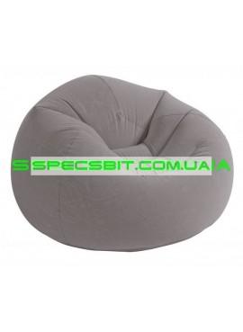 Надувное кресло Beanless Bag Chair Intex (Интекс) 68579 107-104-69см