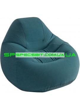 Надувное кресло Deluxe Beanless Bag Chair Intex (Интекс) 68583 122-127-81см