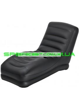 Надувное кресло Deluxe Beanless Bag Chair Intex (Интекс) 68585 173-91-81см