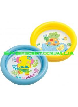 Детский надувной бассейн My First Pool Intex (Интекс) 59409-G 61-15см