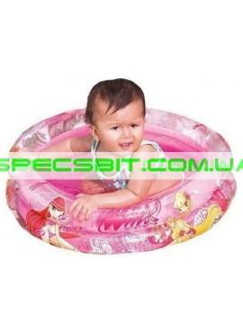 Детский надувной бассейн WinX Intex (Интекс) 92006 61-15см