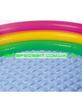 Детский надувной бассейн Sunset Glow Pool Intex (Интекс) 57402 61-22см