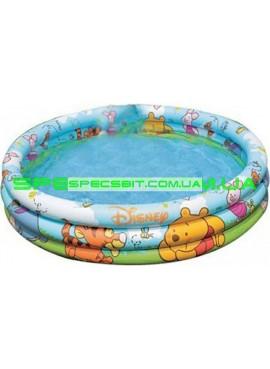 Детский надувной бассейн Winnie the Pooh Pool Intex (Интекс) 58915 147-33см