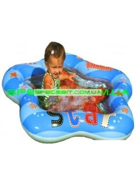 Детский надувной бассейн Lill Star Baby Pool Intex (Интекс) 59405 102-99-13см