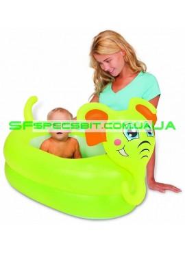Детский надувной бассейн Baby Bath Bestway (Бествей) 51125-E 89-61-58см
