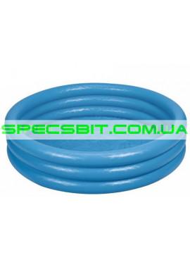 Детский надувной бассейн Crystal Blue Pool Intex (Интекс) 59416 114-25см