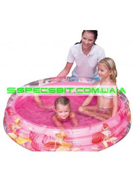 Детский надувной бассейн Winx Intex (Интекс) 92011 122-25см