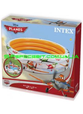 Детский надувной бассейн Play Baby Pools Intex (Интекс) 58425 168-40см