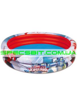 Детский надувной бассейн Swim Center Spiderman Pool Bestway (Бествей) 98006 152-30см