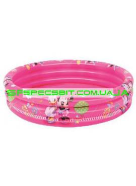 Детский надувной бассейн Kiddie Pools Bestway (Бествей) 91037 122-23см