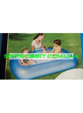 Детский надувной бассейн Aquababys Pool Bestway (Бествей) 51115-G 165-104-25см