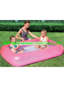 Детский надувной бассейн Aquababys Pool Bestway (Бествей) 51115-R 165-104-25см