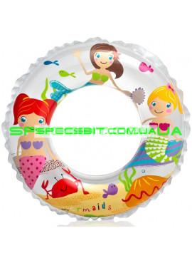 Детский надувной круг Disney Intex (Интекс) 59242-R 61см