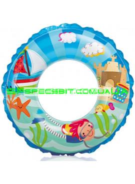 Детский надувной круг Disney Intex (Интекс) 59242-G 61см