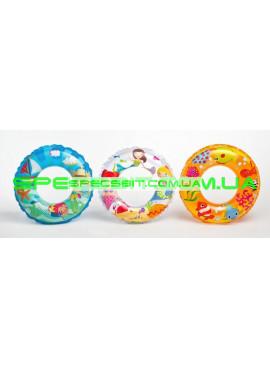 Детский надувной круг Disney Intex (Интекс) 59242-O 61см