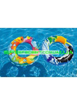 Детский надувной круг Disney Intex (Интекс) 58245-T 61см