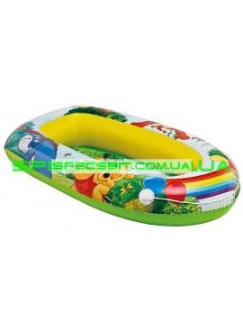 Детский надувной плотик для плавания Joy Rider Intex (Интекс) 58394 119-79см