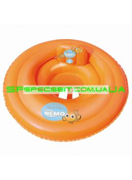 Детский надувной плотик Nemo BestWay (Бествей) 91101 69см