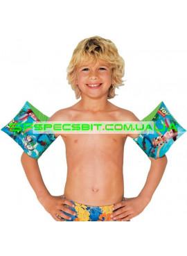 Детские нарукавники для плавания Toy Story Intex (Интекс) 56647 23-15см
