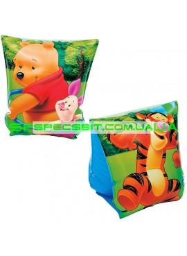 Детские нарукавники для плавания Disney Intex (Интекс) 56644 23-15см