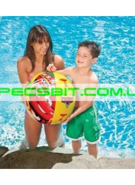 Надувной мяч Cars Intex (Интекс) 58053 61см