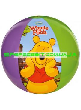 Надувной мяч Winnie The Pooh Intex (Интекс) 58056 61см