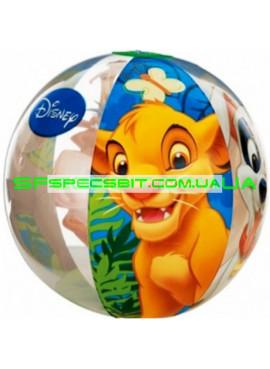 Надувной мяч Lion King Intex (Интекс) 58046 51см