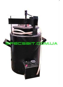 Автоклав электрический черный мини (1л-5шт, 0,5л-12шт)