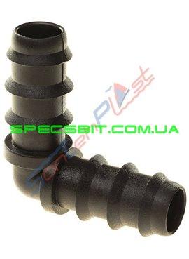 Уголок для многолетней трубки D16 Santehplast (Сантехпласт)