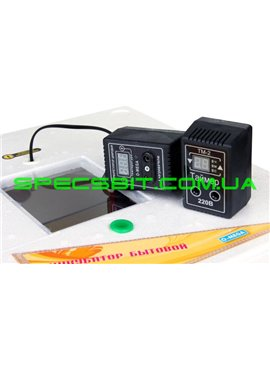 Инкубатор Курочка Ряба ИБ-42 автомат на 42 яйца, цифровой, ТЭН