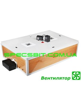 Инкубатор Курочка Ряба ИБ-120 автомат на 120 яиц, цифровой, вентилятор, таймер