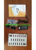 Инкубатор Несушка-М ИБ-76 автомат на 76 яиц, ТЭН, вентилятор + выход на 12В