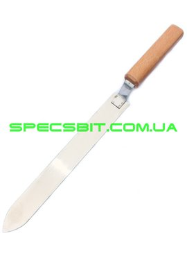 Нож пасечника нержавеющий 250мм